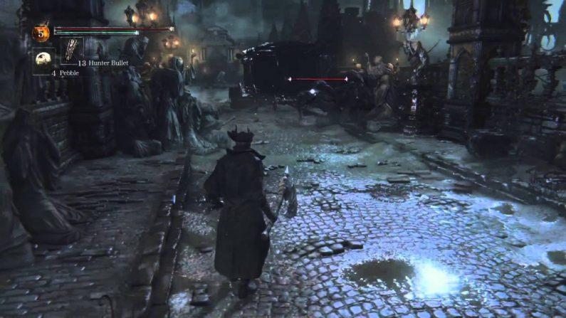 Lo nuevo de los creadores de la saga Souls se llama Phantom Wail