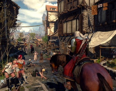 The Witcher 3: Wild Hunt para PS4, primeras impresiones.