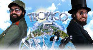 Trópico 5 para PS4