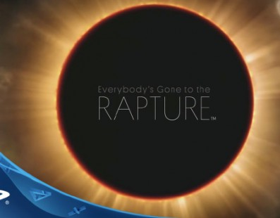 Everybody's Gone to the Rapture – Tráiler disponible