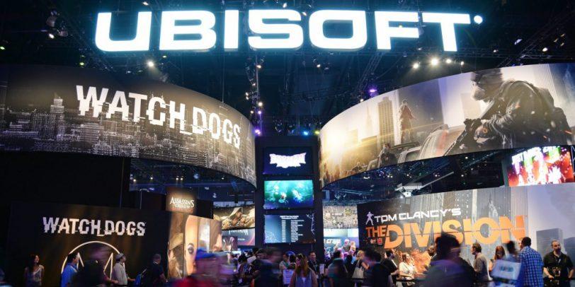 E3 2015 - UBISOFT