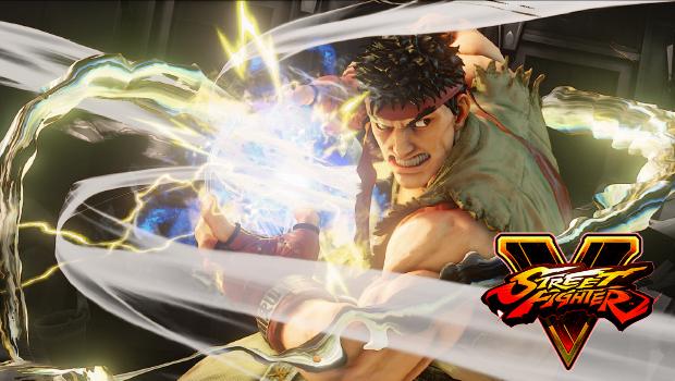 Descubre el nuevo sistema de combate de Street Fighter V