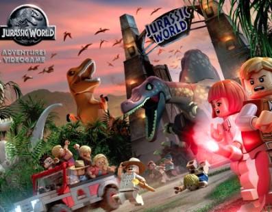 LEGO Jurassic World ya está disponible