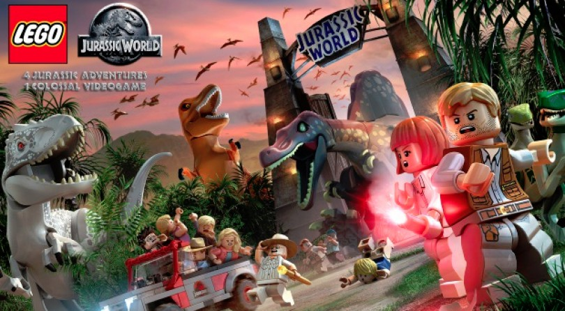 LEGO Jurassic World ya está disponible