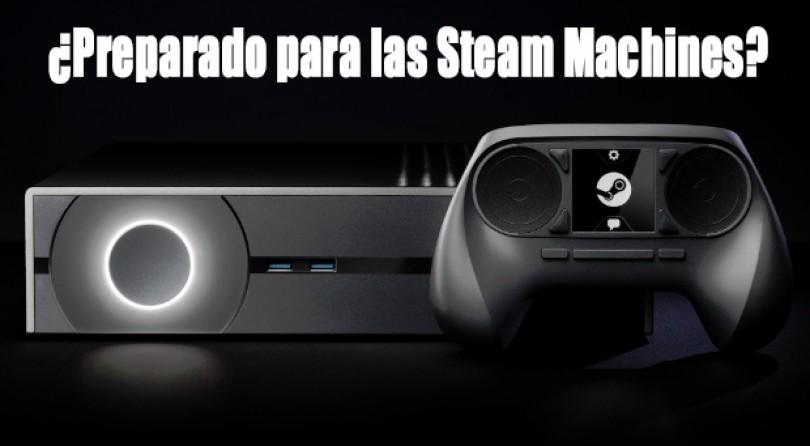 Anunciado el lanzamiento oficial de las Steam Machines