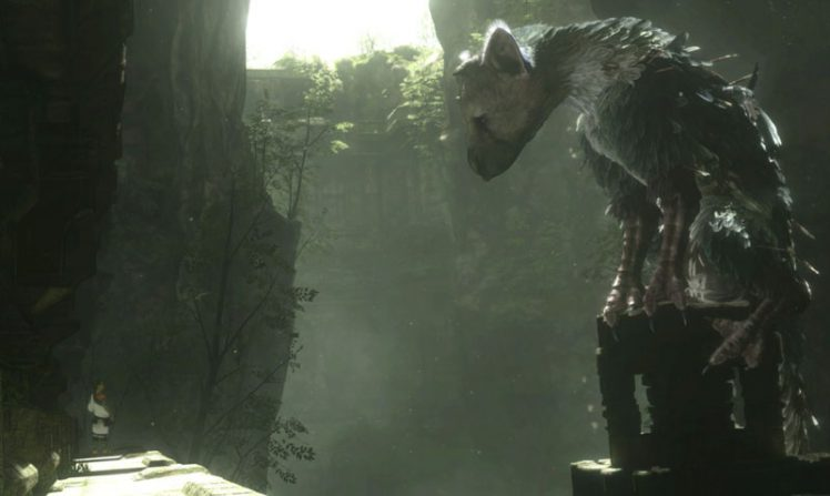 Se filtran dos gameplay de The Last Guardian