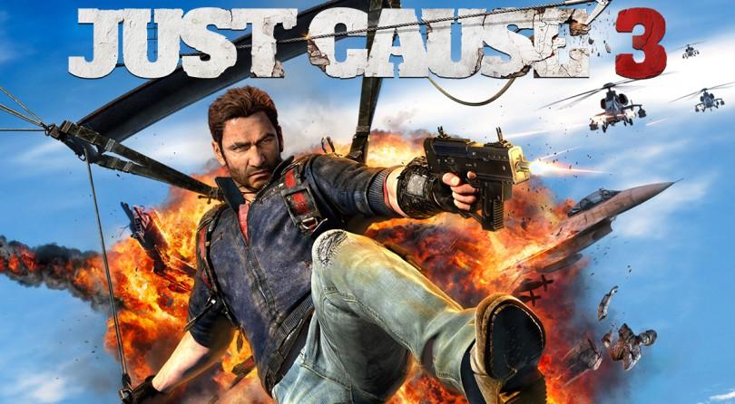 Just Cause 3 muestra el primer vídeo de su desarrollo