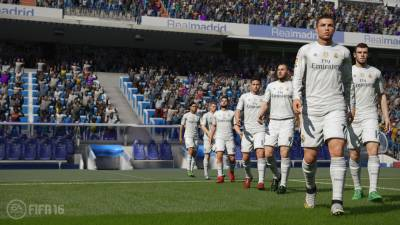 Real Madrid - EA SPORTS