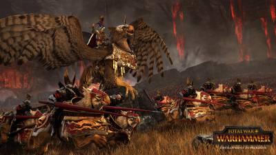 Conociendo a los semigrifos de Total War: WARHAMMER