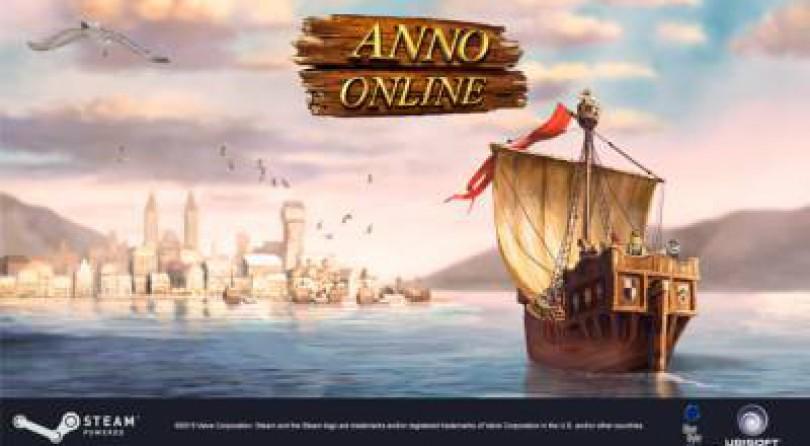 Anno Online ya está disponible en Steam