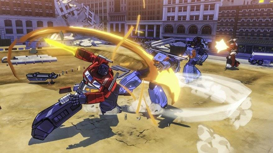 Transformers Devastation irá a 1080p y 60 fps en PS4 y Xbox One