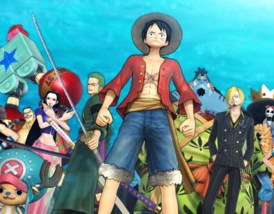 One Piece: Pirate Warriors 3. Los piratas han vuelto