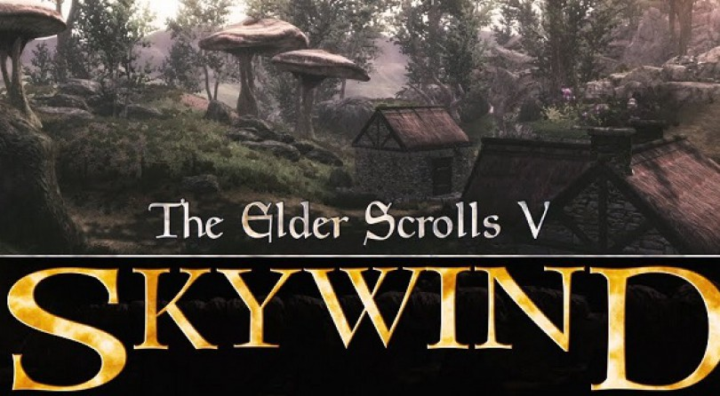 Skywind. La adaptación de Morrowind creada por fans