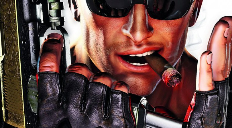 Duke Nukem se queda en GearBox