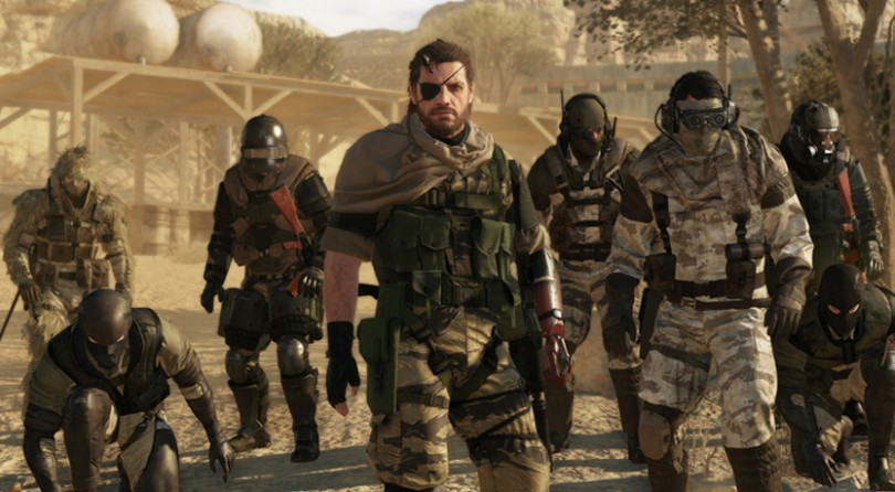 Micropagos en MGSV The Phantom Pain