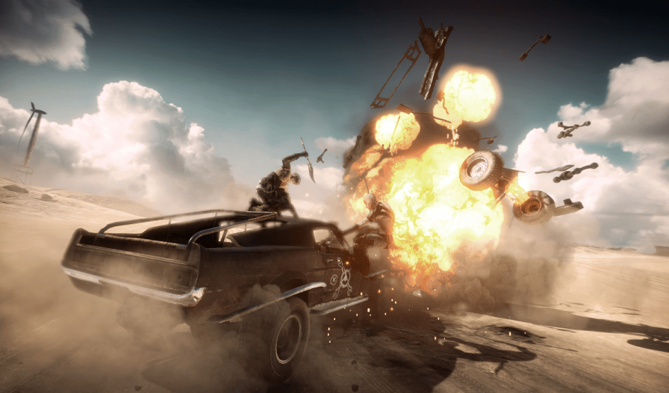 Mad Max. Nuevo Spot de televisión