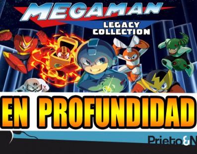 En profundidad con Megaman Legacy Collection