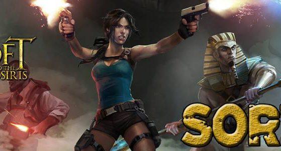 SORTEO Lara Croft and the Temple of Osiris