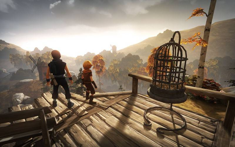 Brothers – A Tale of two sons llega a Xbox One y PS4