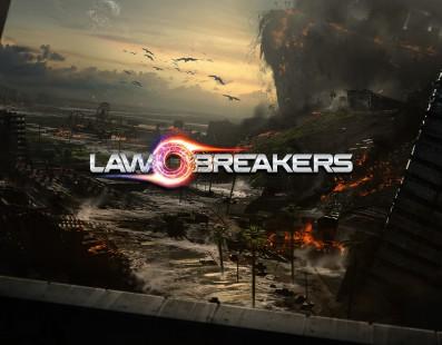 Law Breakers, lo nuevo de Cliff Bleszinski