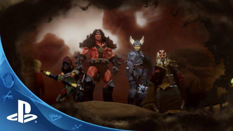 Gauntlet: Edición Slayer llega a PS4