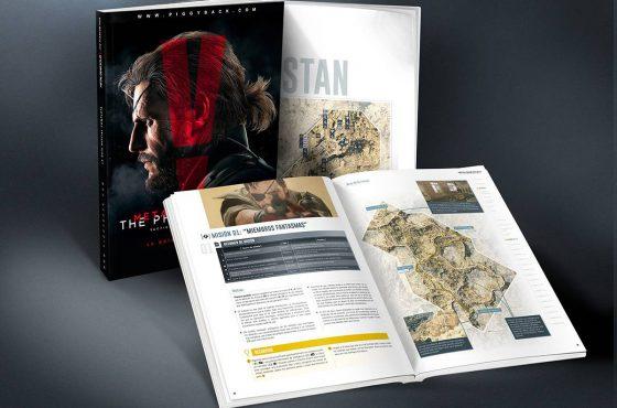 Metal Gear Solid V: The Phantom Pain. Llega su Guía Oficial