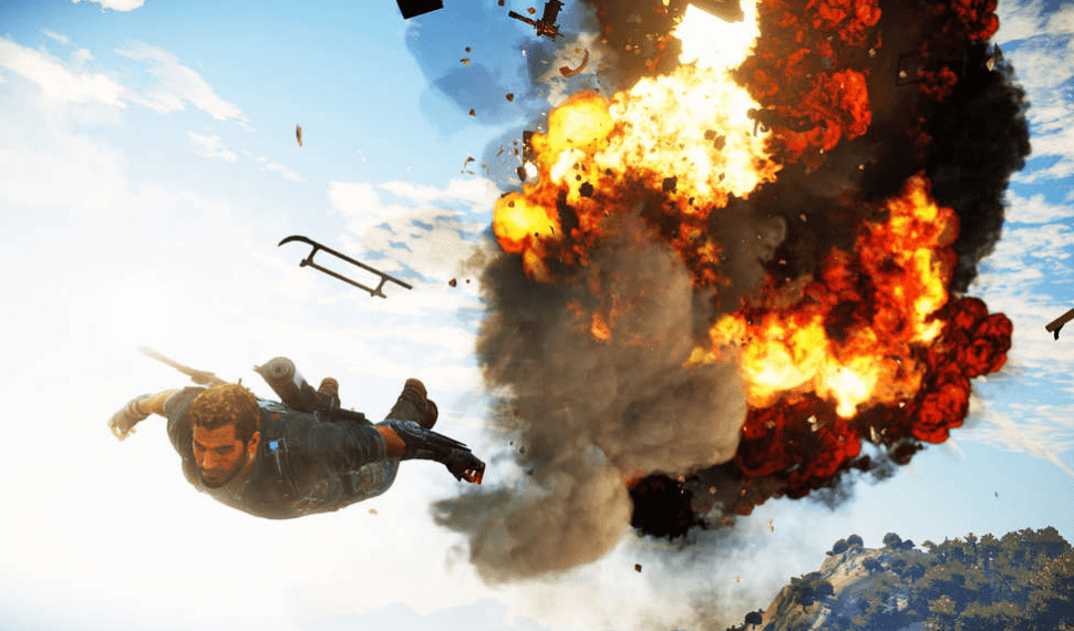 Just Cause 3. Diario de destrucción