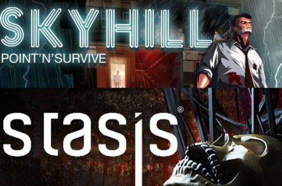 Skyhill y Stasis, nuevos lanzamientos de Daedalic Entertainment para PC