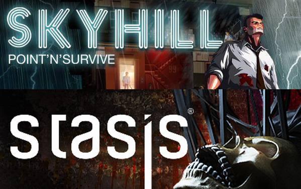 Skyhill y Stasis