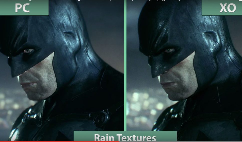El parche de PC para Batman: Arkham Knight ya está disponible
