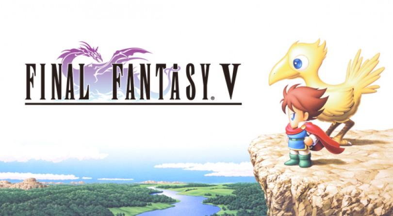 Final Fantasy V llega a Steam el 24 de Septiembre con descuento