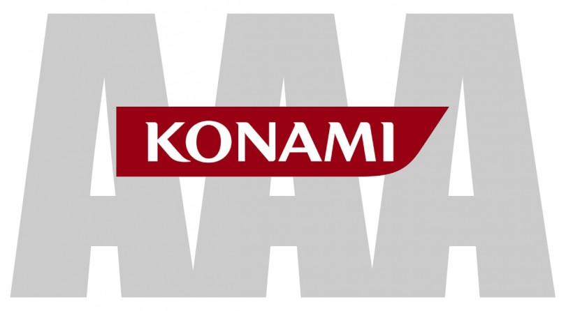 Konami no abandonará la producción de juegos AAA en consola