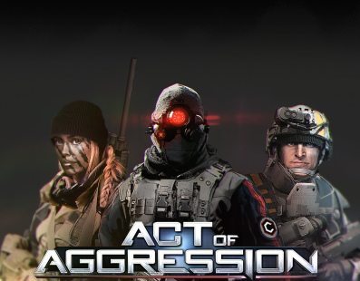 REVIEW de Act of Aggression – Djprieto