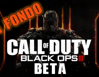 A fondo con la beta de Call Of Duty: Black Ops III – SrSerpiente