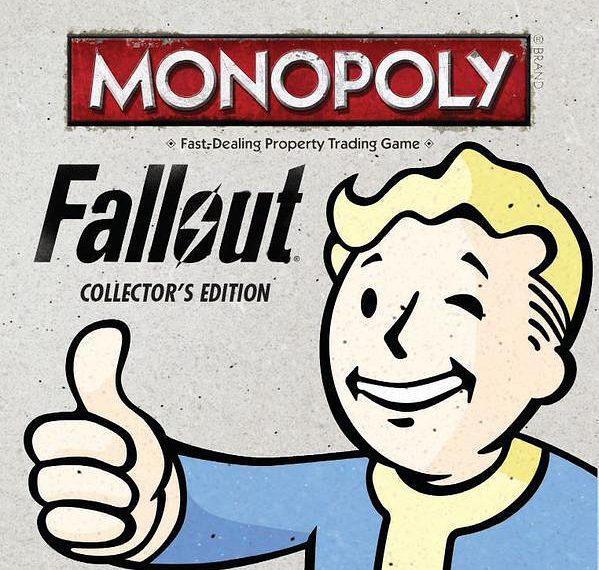 El Monopoly de Fallout una realidad