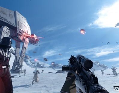 Beta de Star Wars Battlefront