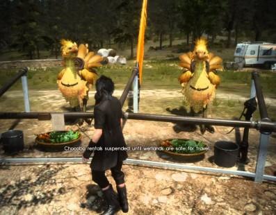TGS 2015: Novedades sobre Final Fantasy XV