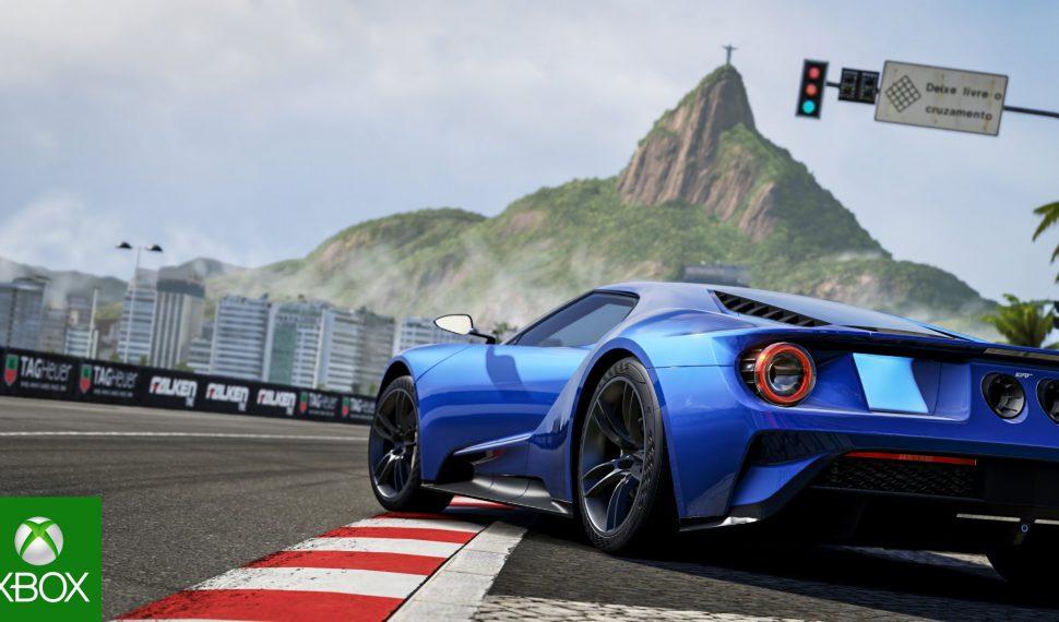 Impresionante tráiler de lanzamiento de Forza MotorSport 6
