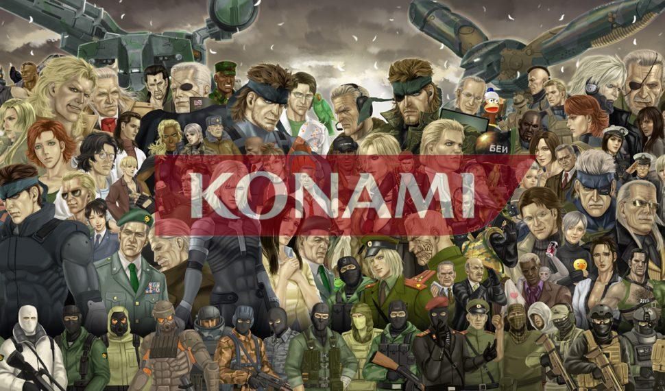 Konami ya está preparando el desarrollo de un nuevo Metal Gear