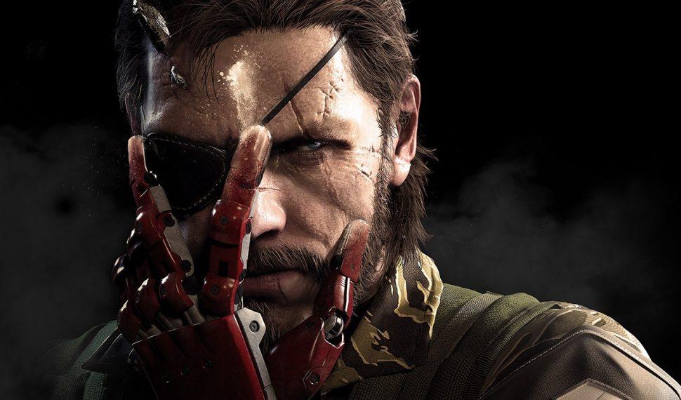 Metal Gear Solid V: Definitive Edition disponible el 13 de octubre