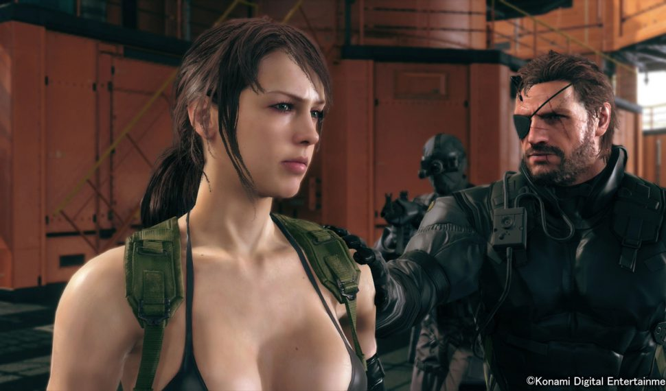 Distribuidas 3 millones de copias de Metal Gear Solid 5: The Phantom Pain