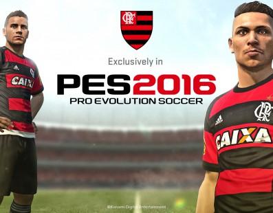 PES2016 tendrá en exclusiva el club Flamengo y contará con el estadio de Maracaná