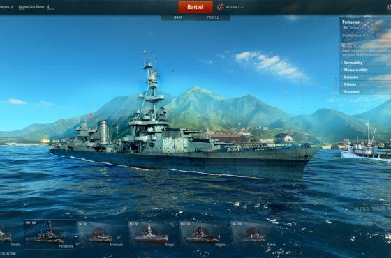 World of Warships podría llegar a PS4 y Xbox One