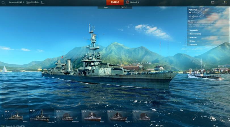 World of Warships podría llegar a PS4 y Xbox One