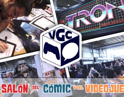 Resumen Video Game Comic 2015 de Alicante