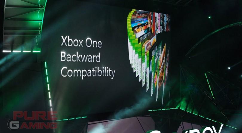 Posible lista de juegos retrocompatibles para Xbox One