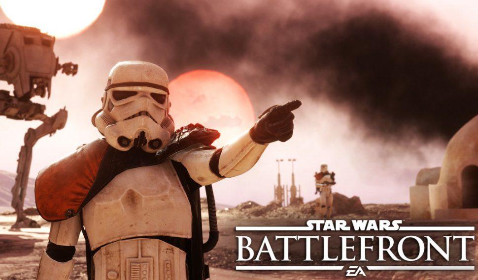 Star Wars Battlefront tendrá un modo sin conexión y nuevo contenido