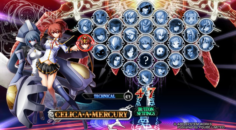 BlazBlue Chronophantasma Extend – Disponible el 23