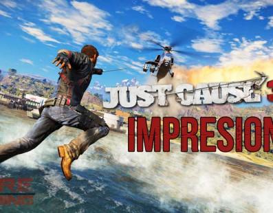 Just Cause 3. Impresiones