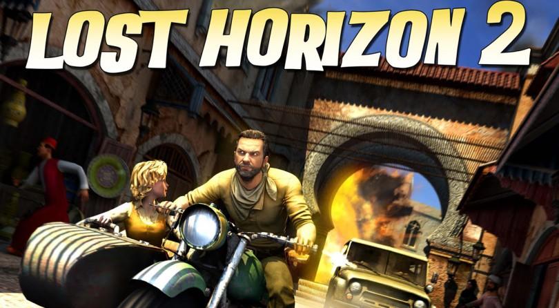 Lost Horizon 2 ya disponible en Steam